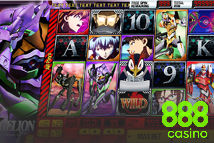 EVANGELION VIDEO SLOT